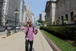 Me in downtown Chicago
