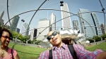 Me in Millennium park