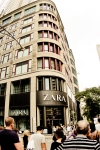 Zara on the Mag Mile