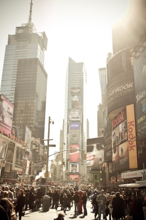 NY Time Square
