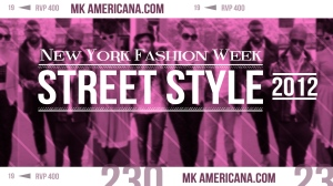 New York Fashion Week: Street Style Series